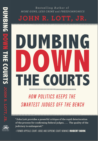 Dumbing Down the Courts Cover